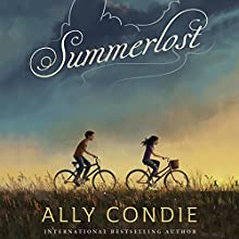 Summerlost Audiobook by Ally Condie Narrated by Phoebe Strole