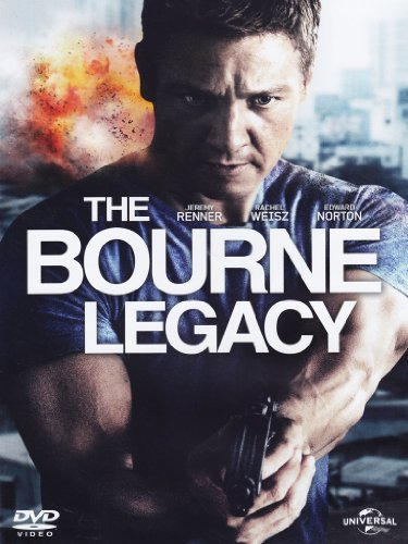 The Bourne Legacy by Joan Allen