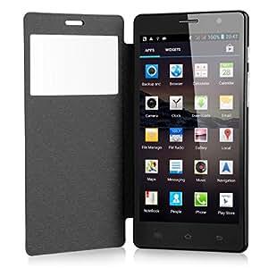5.5'' CUBOT GT88 GT88 QHD IPS Écran 3G Smartphone Android 4.2 MTK6572 Double Core Double SIM Téléphone Portable ROM 4GB Caméra 8.0MP GPS WIFI -Noir