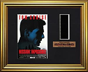 Mission Impossible - Framed filmcell picture (g)