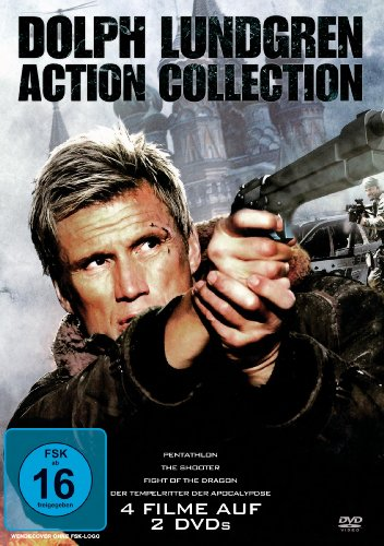 Dolph Lundgren Action Collection [2 DVDs]