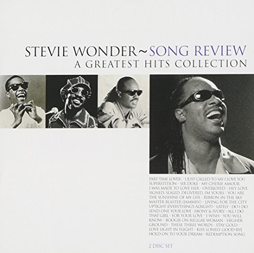 Stevie Wonder - Song Review  A Greatest Hits Collection - Zortam Music