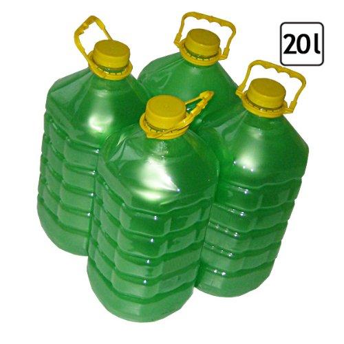 -------- 20 Liter Duftseife Flüssig Seife ph- neutral Apfelduft Hautverträglichkeit Spender