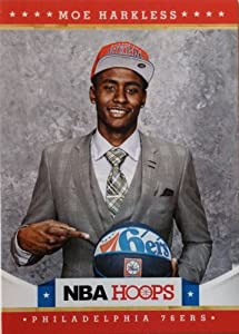 2012-13 Panini Hoops #288 Moe Harkless RC (Rookie Card) Trading Card in a Protective... by Hoops