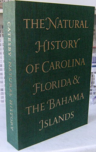 The natural history of Carolina, Florida, and the Bahama Islands: Containing two hundred and twenty figures of birds, beasts, fishes, serpents, insects, and plants PDF