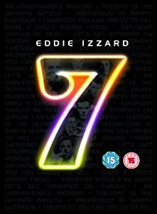 Eddie Izzard: The Ultimate Eddie Izzard Collection [DVD]