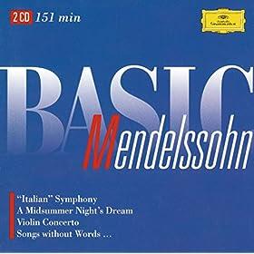 Basic Mendelssohn : CLA 443