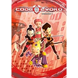 Code Lyoko Season 1 (6 Disc Set)