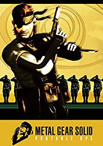 Metal gear solid portable ops poster posters - Porta poster amazon ...