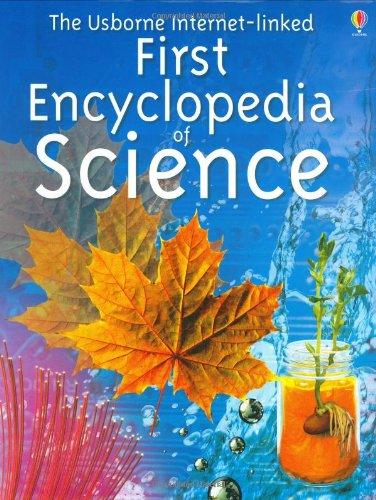 Del First Ency of Science (Usborne First Encyclopedias)