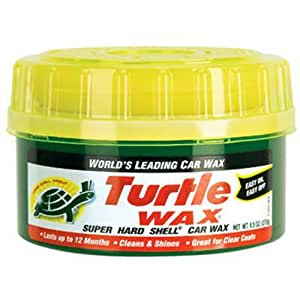 turtle wax super hard shell car wax car motorbike. Black Bedroom Furniture Sets. Home Design Ideas