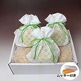 SB-G3 最高級「極み」水晶文旦 大玉3個入り 土佐和紙巾着包