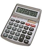 Genie 540 10-stelliger Design-Tischrechner (Dual-Power...