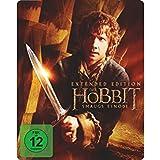 Der Hobbit Smaugs Einöde - Extended Edition - Blu-Ray Steelbook