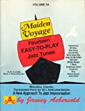 img - for Maiden Voyage Fourteen Easy-To-Play Jazz Tunes book / textbook / text book