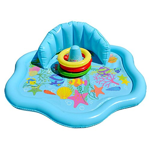 Aqua Leisure Baby Splash Mat - 1