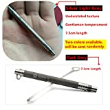 ImporvedVersion! BANG TI Titanium Novelty Toothpick Holder Integrated Kit Self Defense EDC Keychain Tool