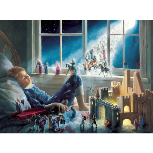 Ceaco Lynn Lupetti Lords Of The Moon Jigsaw Puzzle