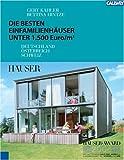 Die besten Einfamilienhäuser unter 1.500 Euro/m². Deutschland, Österreich, Schweiz