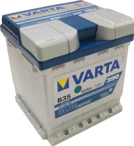 VARTA BLUE DYNAMIC AUTOBATTERIE B35 12V 42AH