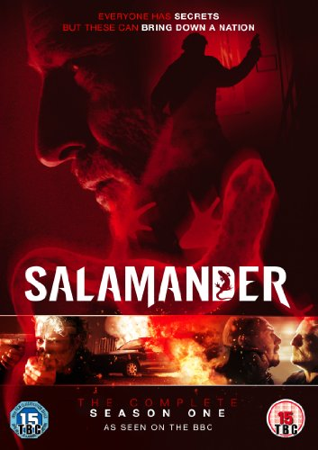 Salamander: The Complete Season One [DVD]