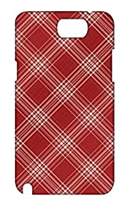 Samsung Galaxy Note 2 Hard Case Back Cover - Printed Designer Cover for Samsung Galaxy Note 2 - SGN2CHKSB144