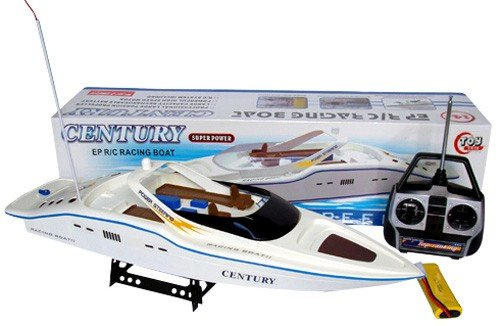 Remote Control Speed Century Boat RC RTT