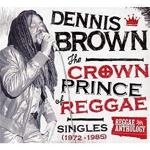 Crown Prince of Reggae Singles 1972-1985 2CD/DVD