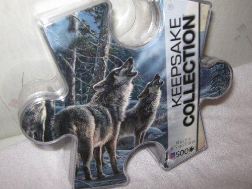 "Keepsake Collection 500 Pc Puzzle ""Moonstruck"""