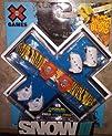X Games Fingerboard Snowboard Constan…