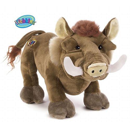 Webkinz Warthog