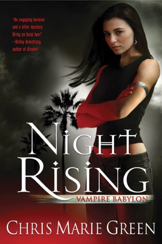 Night Rising (Vampire Babylon #1)