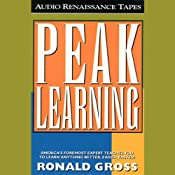 Peak Learning | [Ronald Gross]