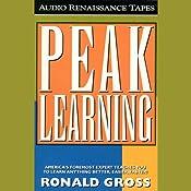Peak Learning | [Ronald Gross]