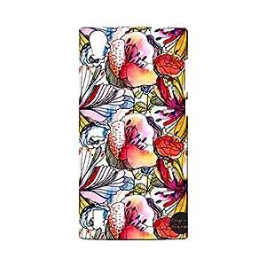 BLUEDIO Designer Printed Back case cover for VIVO Y15 / Y15S - G4888