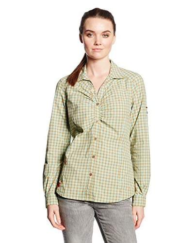 Salewa Camicia Donna Pordoi Dry W L/S Srt