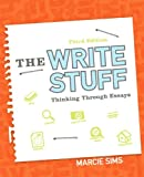 img - for The Write Stuff: Thinking Through Essays (3rd Edition) book / textbook / text book