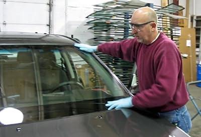 Automotive Glass Repair Service Start Up Sample Business Plan CD!