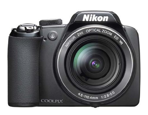 Nikon Coolpix P90 Digital Camera (12MP, 24x Optical Zoom) 3.0 inch LCD
