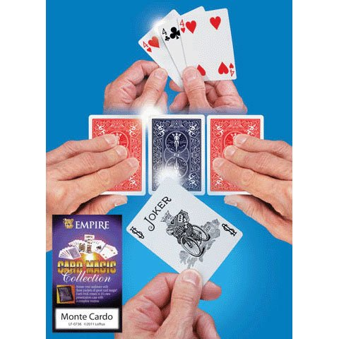 Loftus International Monte Cardo Card Trick