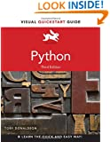 Python: Visual QuickStart Guide (3rd Edition)
