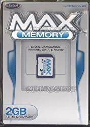 Max Memory 2 Gb For Nintendo Wii