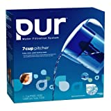 PUR CR-6000 7-Cup Water Filtration Pitcher