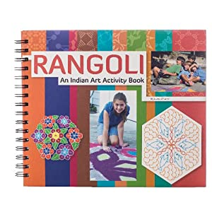 Rangoli: An Indian Art Activity Book