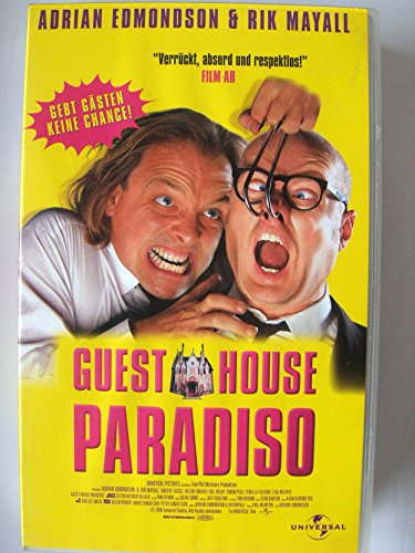 Guest House Paradiso [VHS]