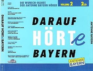 Antenne Bayern - Darauf hörte Bayern- Vol 2 -Doppel CD