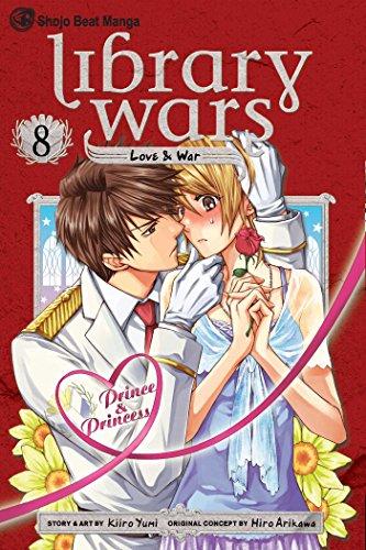 LIBRARY WARS LOVE & WAR GN VOL 08 (C: 1-0-2)