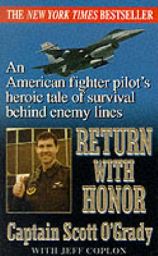 Return with Honor, O'Grady,Scott/Coplon,Jeff/O'Grady,Captain Sco