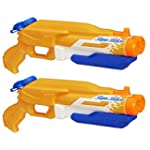 NERF Super Soaker Double Drench Pack...