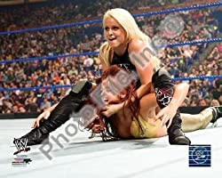 Maryse WWE Diva in Action 8x10 Photo